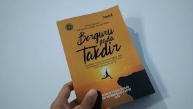 Pelajar SMA Muhammadiyah 4 Depok Terbitkan Buku 'Berguru pada Takdir'