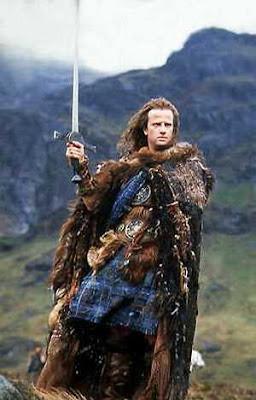 Connor MacLeod Highlander