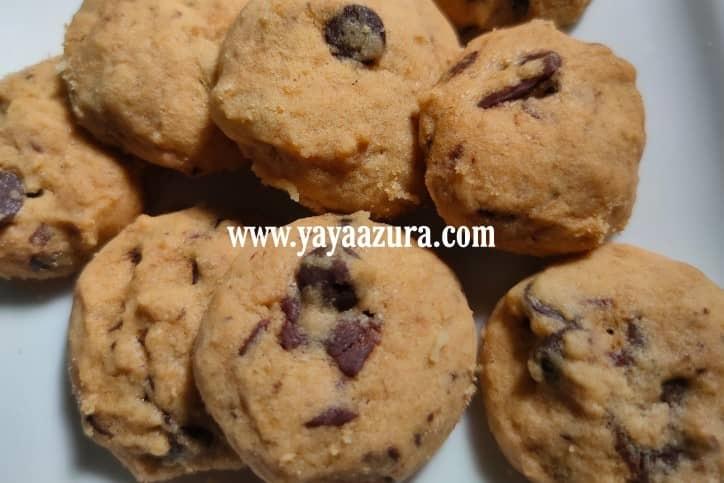 resepi biskut raya sukatan cawan  walaupun kuih raya  viral  lain daripada  lain Resepi Kek Coklat Moist Bakar Tanpa Susu Enak dan Mudah