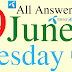 Telenor Quiz Today | 29 June 2021 | My Telenor App Today Questions and Answers | Test your Skills