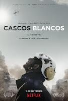 pelicula Cascos Blancos