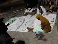BNPN: Sementara 420 Orang Korban Meninggal Akibat Gempa Palu