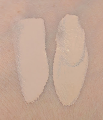 Revlon colorstay Makeup normal/ dry skin & combination/ oily skin Swatches