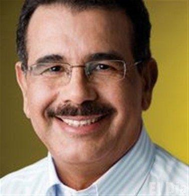 Biografía del presidente Danilo Medina
