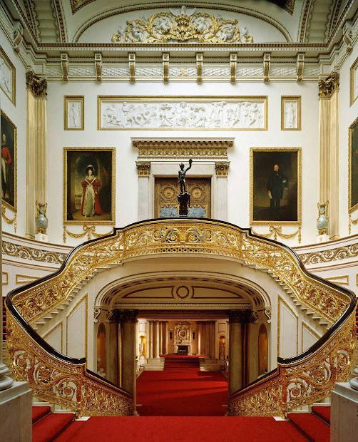 World Visits Buckingham Palace Beautiful Architects Design