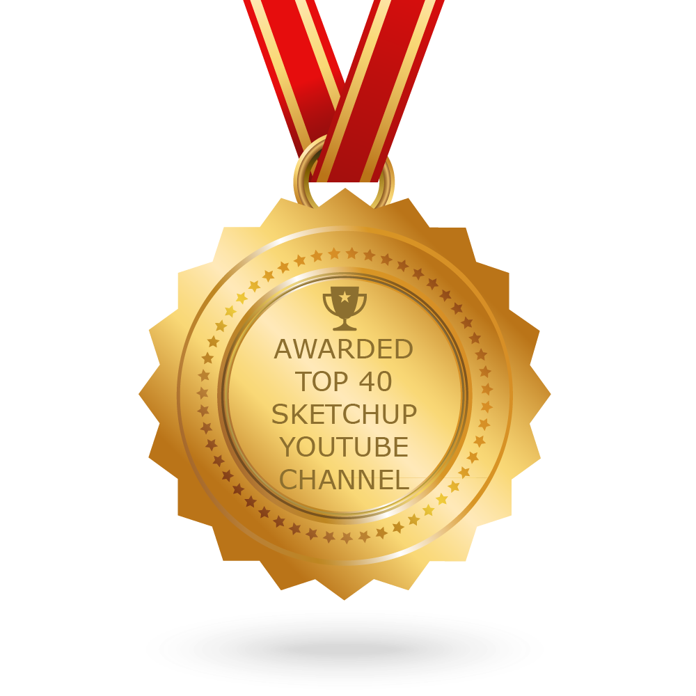 Top 40 SketchUp Youtube Channels | SketchUp Make Youtube