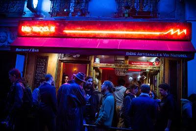 Bar Les Trois 8 - Cervejas Artesanais, Paris