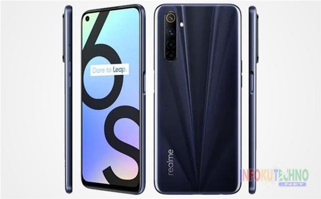 Realme 6S Full Spesifikasi & Harga Terbaru