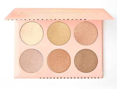 Palette d'Highlighters In-nude-endo ColourPop