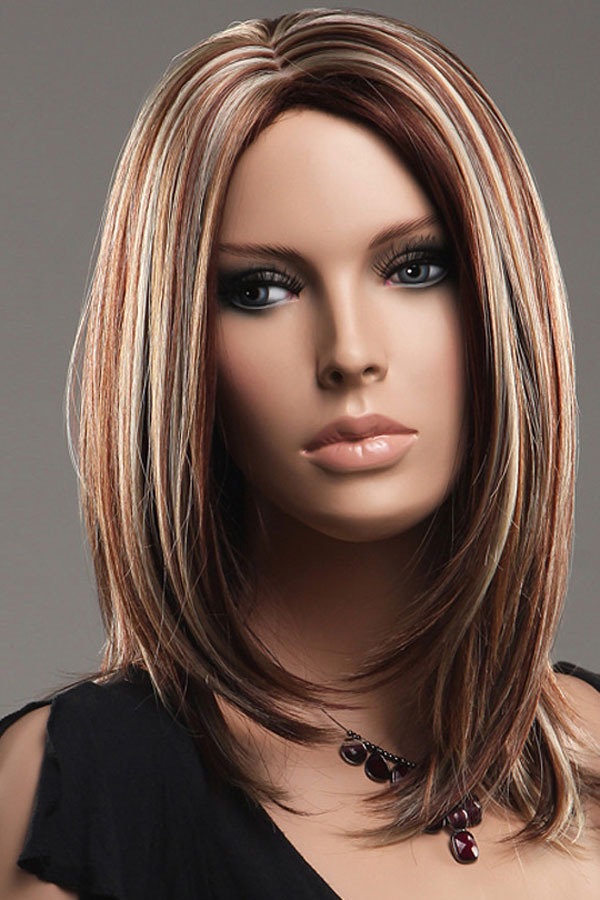 Remarkable Best Black Amp Brown Hairstyles With Blonde Highlights Health Care Short Hairstyles Gunalazisus