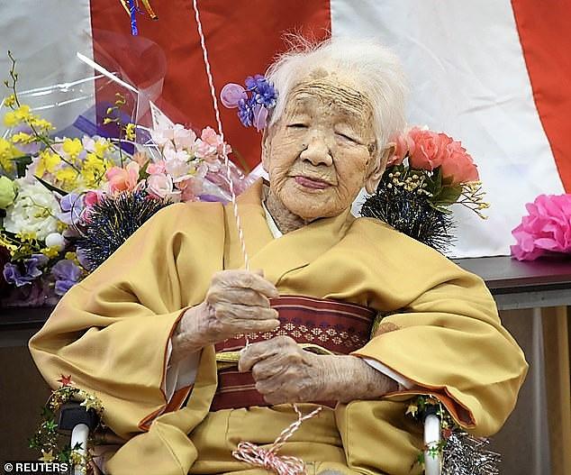 Най-възрастната жена почина на 127 години (ВИДЕО+СНИМКИ)