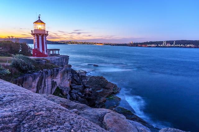 best sunset spot in sydney hornby lighthouse