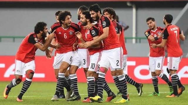 Egypt vs Zimbabwe match en direct