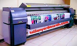 Pusat print tali lanyard murah di Bekasi