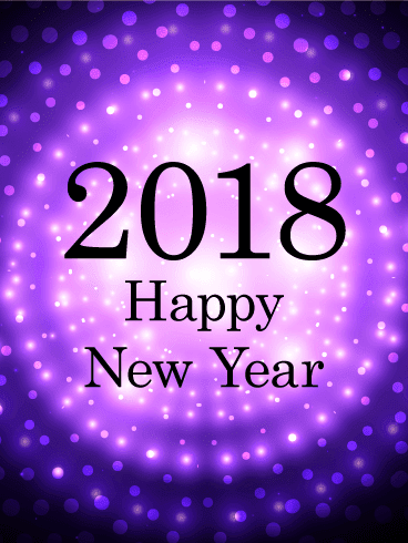 Free Happy New Year 2018 Images