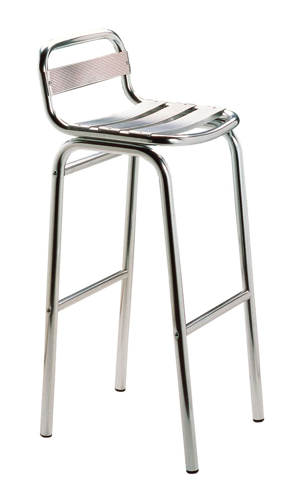 Stainless steel bar stools