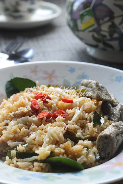 Nasi Goreng Tom Yam