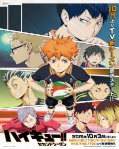 Haikyuu Second Season Episode 2