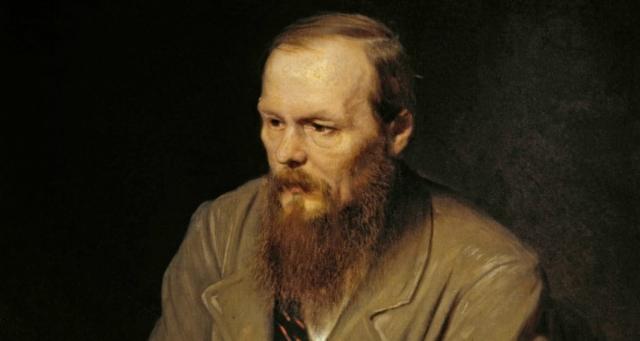 Fiódor Dostoiévski.