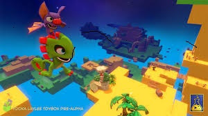 Yooka Laylee Game Download For PC
