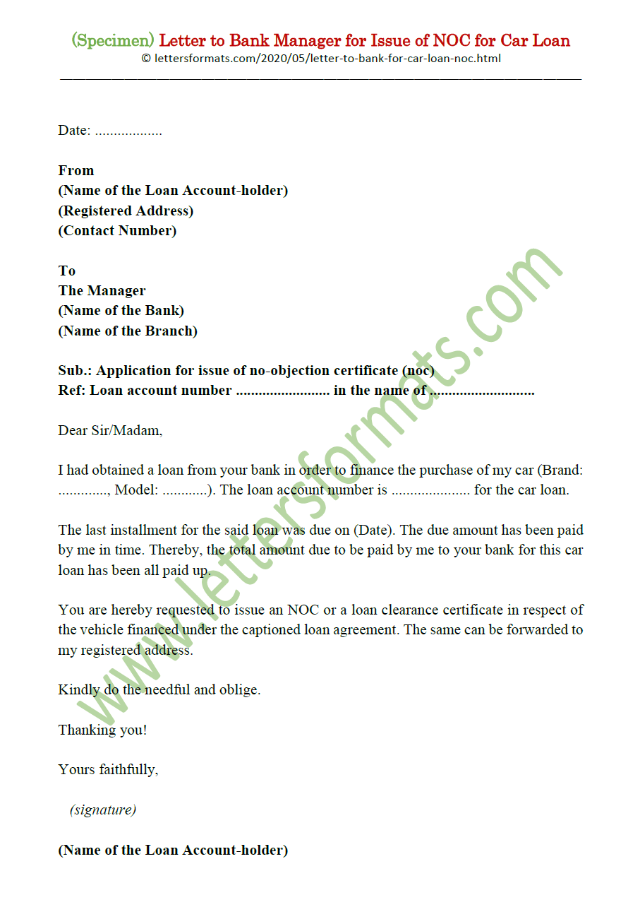 Letter Of No Interest In Vehicle from 1.bp.blogspot.com