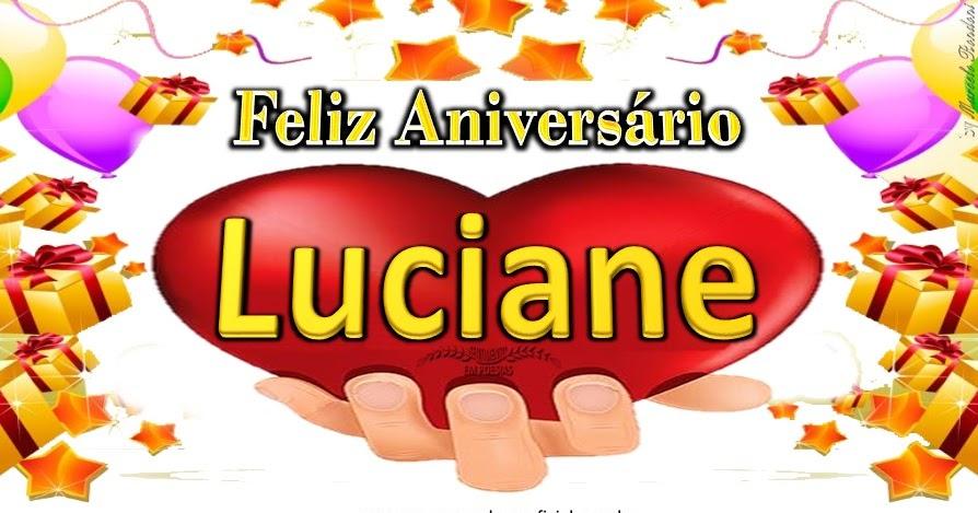 Feliz Aniversário 2018 Tia Lucia: MEUS PARABÉNS: Feliz Aniversário