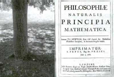 Penemu Gaya Gravitasi, Isaac Newton