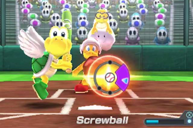 Mario Sports Superstars on Nintendo 3DS