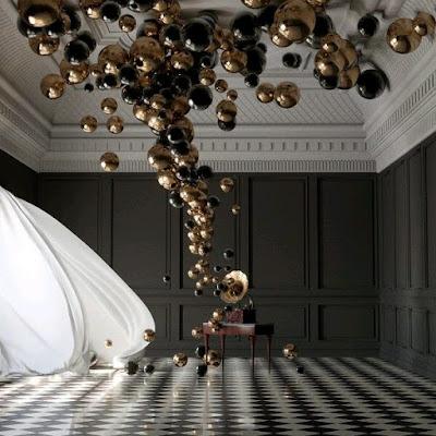 Balloons - wedding inspiration - K'Mich Weddings Philadelphia PA