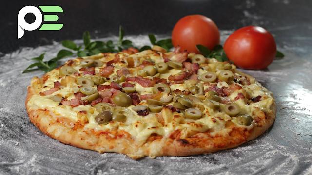 أفضل طريقة لعمل عجينة البيتزا | The best way to make pizza dough