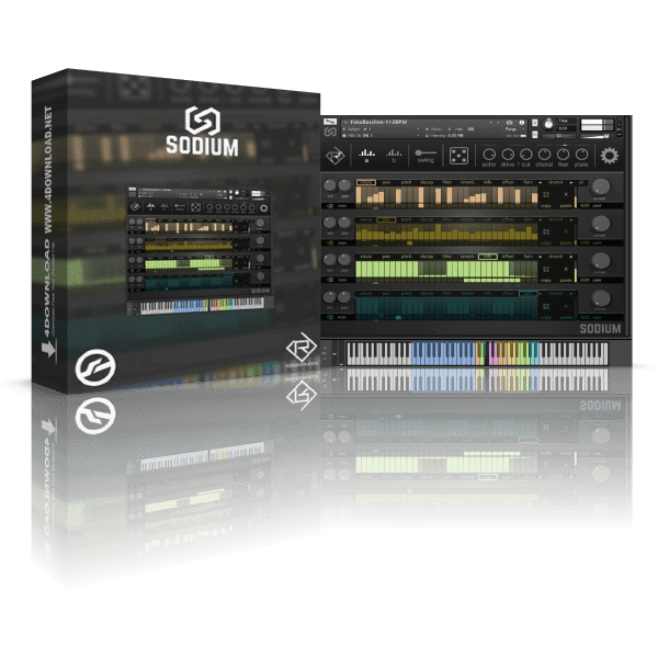 Rigid Audio Sodium KONTAKT Library