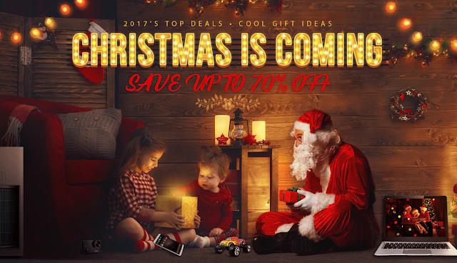Promoções Natal Gearbest
