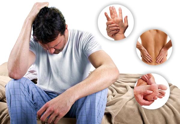 sintomas de la neuropatia