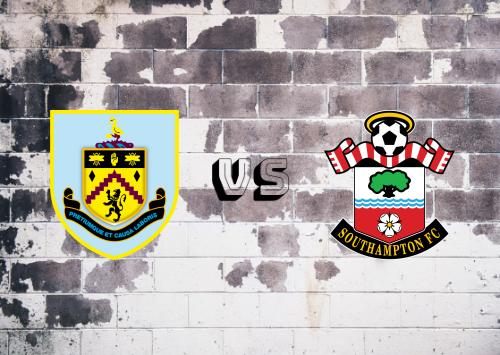 Burnley vs Southampton  Resumen