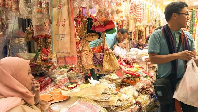 belanja oleh-oleh di chandni chowk india