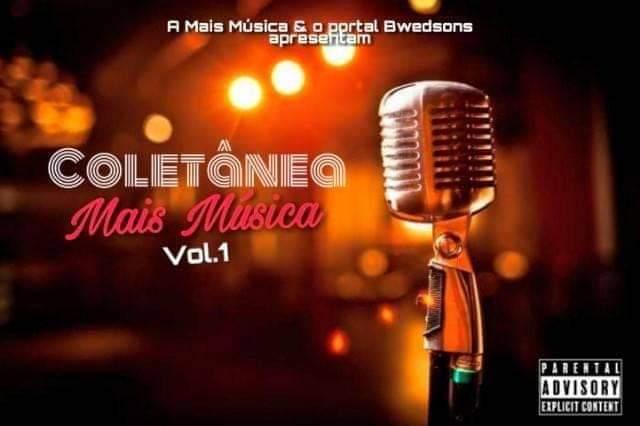 """Mais Musica &  Portal BwedSons - Coletânea """"Mais Música Vol.1  [FREE DOWNLOAD]"""