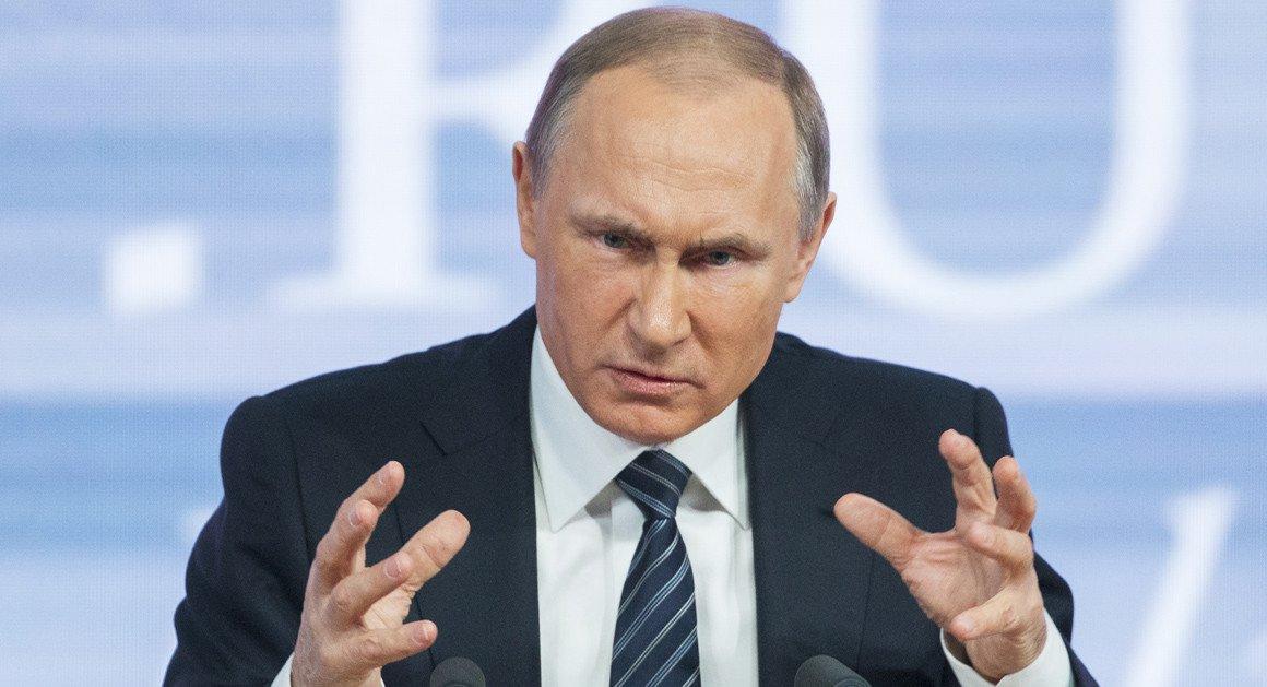 Заявление президента РФ Владимира Путина о том, что его народу не нужен мир без России, напугало самих россиян.