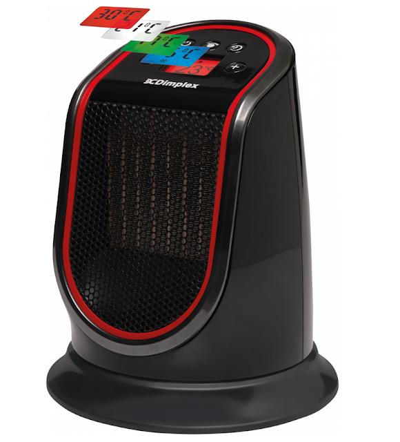 Dimplex M2GTS Ceramic Heater