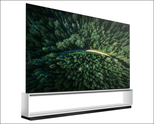 """تلفزيون إل جي 88 """"OLED Z9 Series 8K"""