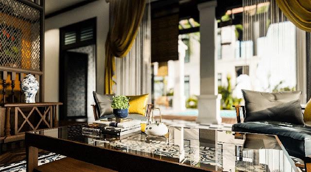 Sống tại dự án Sunshine Heritage Resort Hà Nội thoải mái như ở khách sạn nhờ dịch vụ quản gia cao cấp