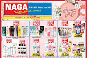 Katalog Promo Naga Pasar Swalayan 1 - 15 April 2020