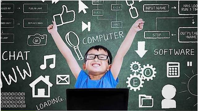 Aplikasi coding terbaik untuk anak