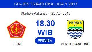 PS TNI vs Persib Bandung: Febri dan Zola Absen
