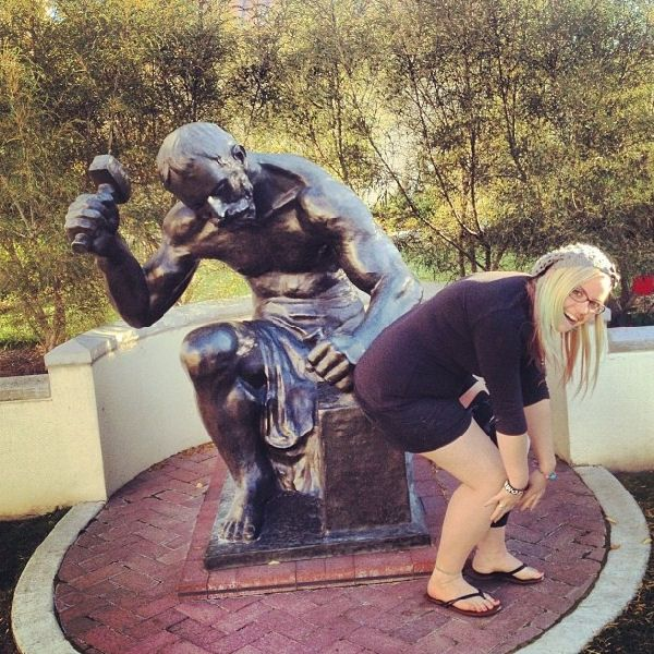 Funny Statue pictures