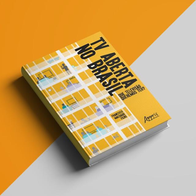 Professor lança livro em defesa da TV Aberta