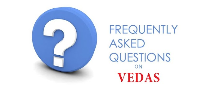 FAQ in Vedas