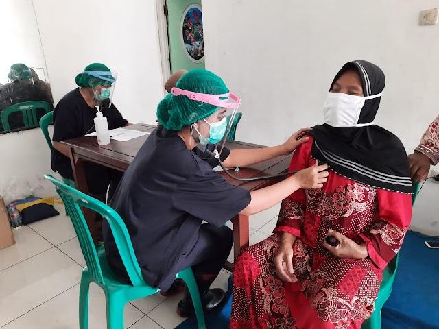 RS Mardi Rahayu Kudus Selenggarakan Berobat Gratis Bagi Korban Banjir