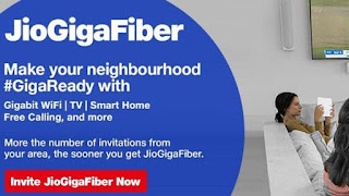 Jio Will Give Special Surprise For These Gigafiber Customers