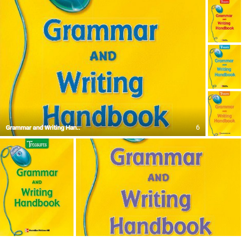 Grammar and Writing Handbook_Grade 1-6