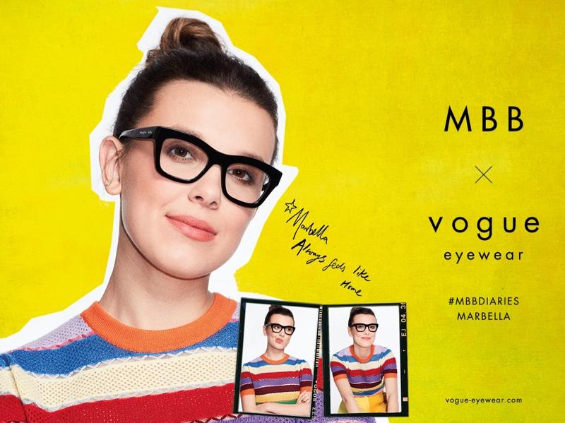 MBB x Vogue Eyewear Marbella style.